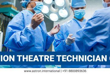 Operation Theatre Technician Course